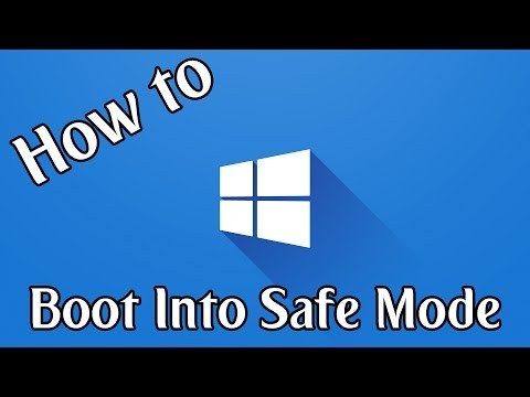 How To Boot Into Windows 10 Safe Mode | Windows 10 How To