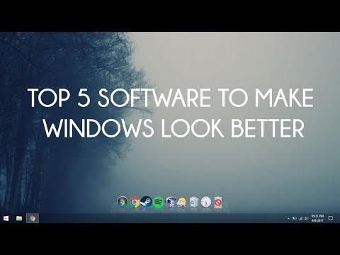 Top 5 Best Software To Make Windows Look Better