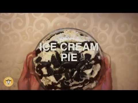 How to Make Ice Cream Pie