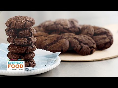Mexican Hot Chocolate Cookie Recipe - Everyday Food with Sarah Carey