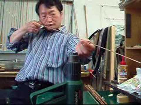 bamboo fly rod making
