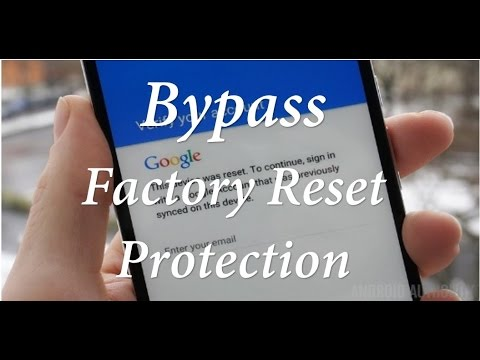 Bypass Factory Reset Protection[FRP] in Any Moto Device