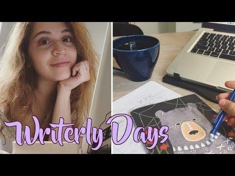 WRITING VLOG: Balancing Life & Understanding My Story Better