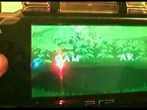 PSP GBA EMULATION