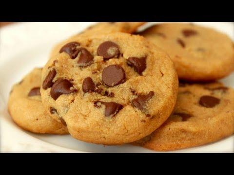 Peanut Butter Chocolate Chip Cookies Recipe - Tastes Like Drama