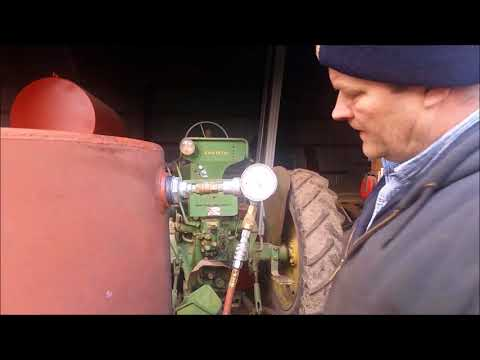 Fuel tank pressure testing