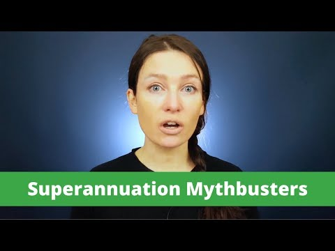 Superannuation Mythbusters - 5 things you NEED to know about Oz Tax