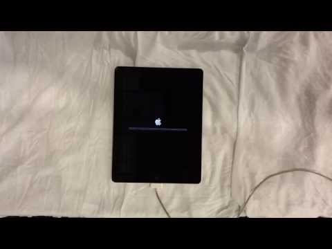 How to Restore a Disabled iPad