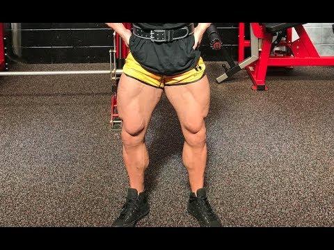 Leg Workout for MASS!