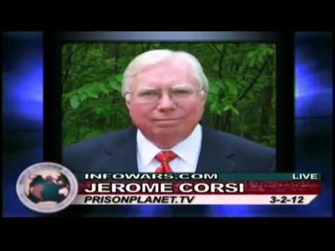 Jerome Corsi Calls Alex Jones