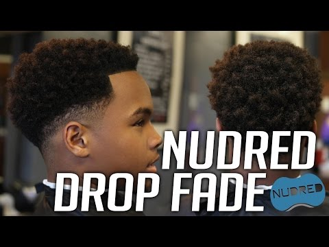 HOW TO: NuDred Low Skin Fade / Drop Fade | Men's Haircut Tutorial | HD 1080p
