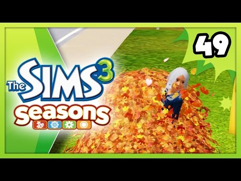 WOOHOO IN THE BUSH! - THE SIMS 3 - EP 49