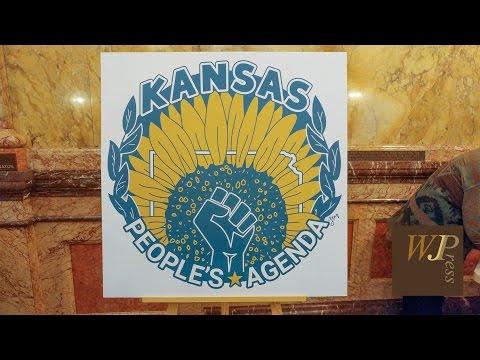 Kansas People's Agenda Rally (Full Event) 1/4/17