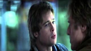 Spy Game (2001) - Robert Redford - Brad Pitt - Bishop