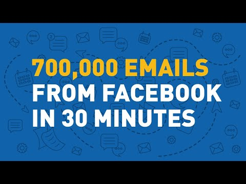 Group email extractor. Extract 700,000 emails from facebook groups