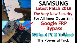 YUHO Y1 PRO Y2 PRO Gmail Bypass Trick And Frp Reset New WAY