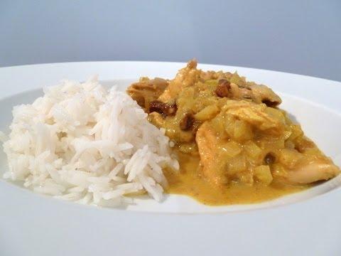 My Mum's Turkey Curry Cook-Along Video
