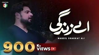 Aye Zindagi   Nabeel Shaukat Ali   Video version