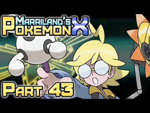 Pokémon X, Part 43: Lumiose City Gym & the Voltage Badge!