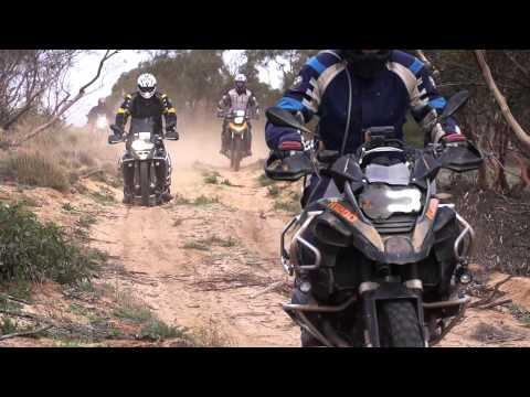 2015 BMW GS Safari-Enduro: Bourke, NSW to Victor Harbor, SA.