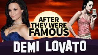DEMI LOVATO | AFTER They Were Famous | Overdose & Hospitalization