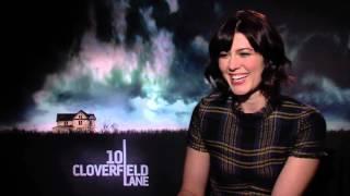 10 Cloverfield Lane Interview - Mary Elizabeth Winstead