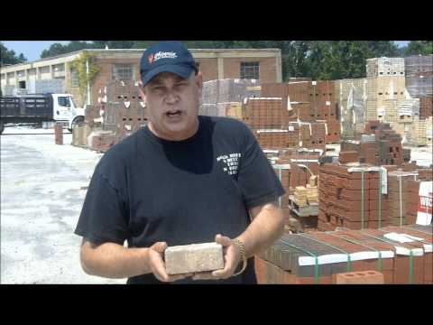 What is the Difference Between a  Brick and a Brick Paver