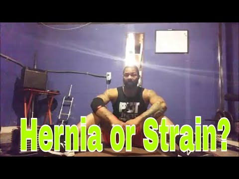 Hernia Symptoms vs Groin Strain Symptoms? How To Tell Which One You Have...