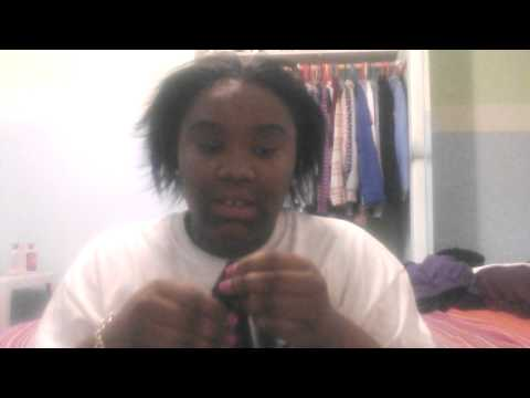 How to put clip ins in a ponytail w/short hair