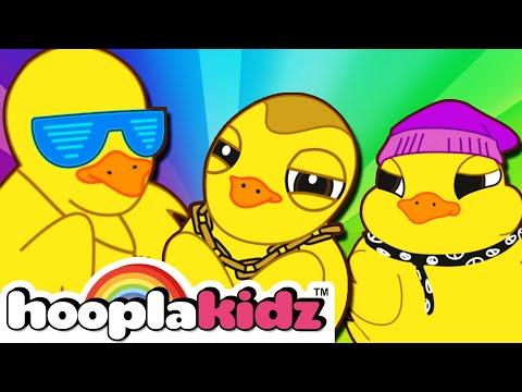 Six Little Ducks   Nursery Rhymes & Baby Song from HooplaKidz