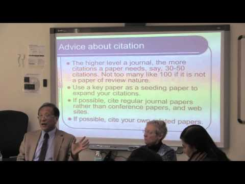 How to Successfully Publish Journal Articles
