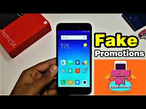 Redmi 5a Unboxing & First Impression (Price, Specs & Features)