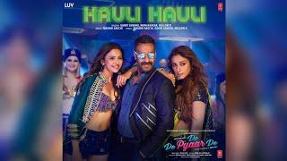 Full Song|Hauli Hauli|Garry Sandhu|Neha Kakkar|De De Pyaar De|Hauli Hauli Full Song|