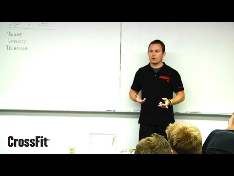 CrossFit Endurance: Intro to Programming