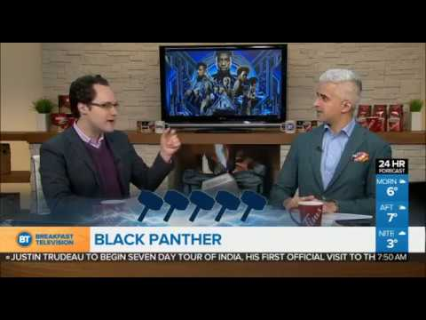 Thor's Hammers: Black Panther