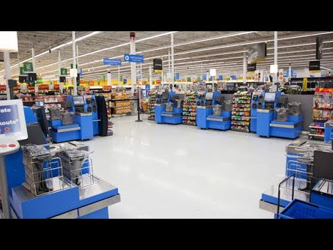 #AIEVlogs : WALMART Supermarket in CANADA