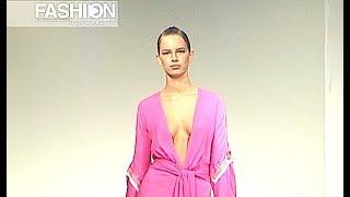 CHRISTINA PERRIN Fall 2002 2003 New York - Fashion Channel