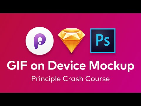 Export a Prototype to GIF on a device mockup - Tutorial
