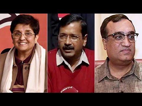 Big guns of Delhi elections
