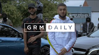 Smasha & Sparkaman - Afraid [Music Video] | GRM Daily