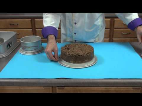 Using Springform Pans for Cheesecake by Chef Alan Tetreault of Global Sugar Art