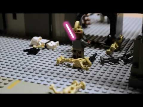 Lego Star Wars Stopmotion