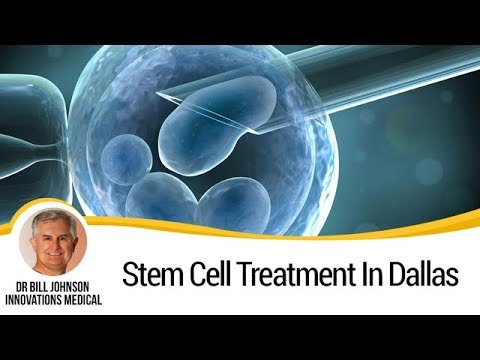 Stem Cell Treatment In Dallas, Texas (How Does It Work)