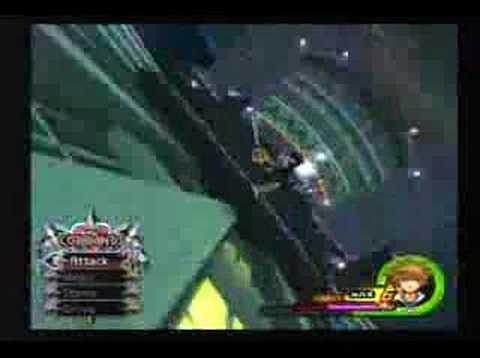 Kingdom Hearts II - Double Xemnas 1 & Sephiroth