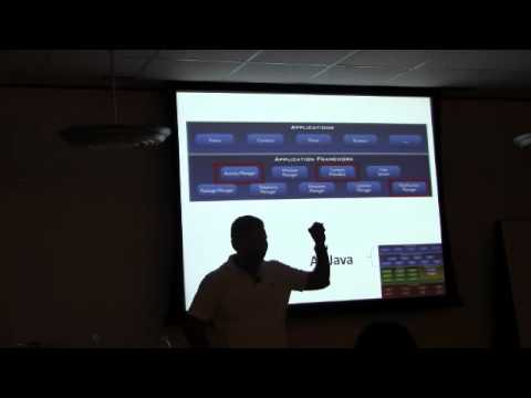 Android applicaton development -(Java User Group Houston) - part 1