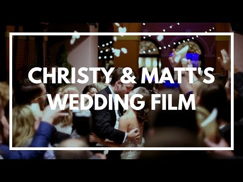 Christy & Matt's Wedding Film at The Mills House Wyndham Grand - Charleston, SC