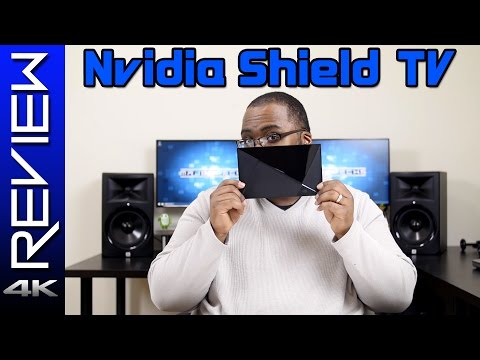 Nvidia Shield TV Review - The best Android Media Player?