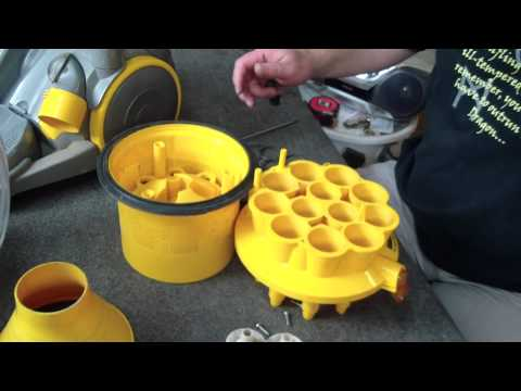 How To Clean The Dyson DC08 Radix Assembly To Improve Suction