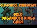 Oldschool Runescape - Solo Dagannoth Kings Guide   2007 DKS Solo Guide