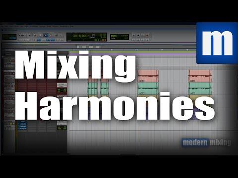 How to Mix Harmonies Around Lead Vocals - ModernMixing.com